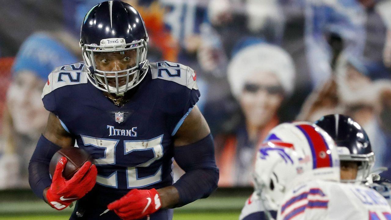 Rushing Offense: Tennessee Titans - 31 Punkte - Bildquelle: 2020 Getty Images