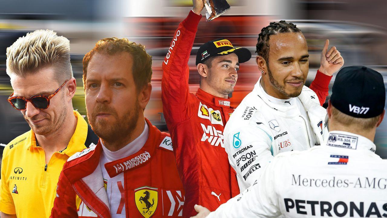 Formel 1-Saison 2019: Die Gewinner und Verlierer  - Bildquelle: imago