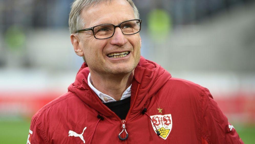 "Reschke spürt ""tiefes Vertrauen"" beim VfB - Bildquelle: PIXATHLONPIXATHLONSID"