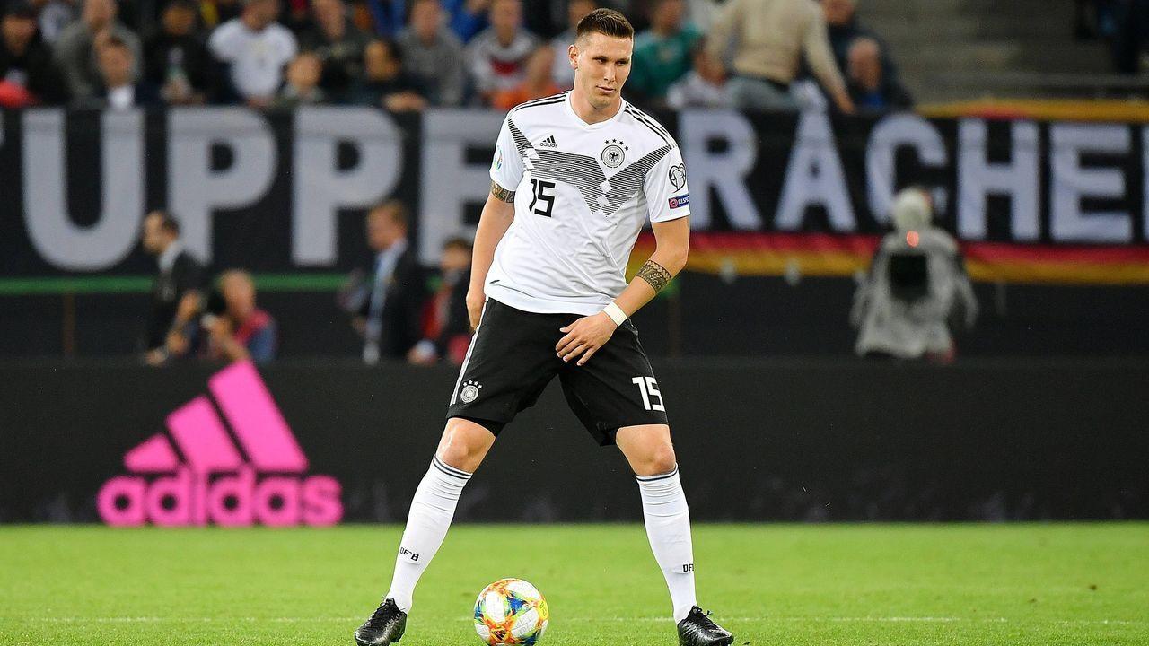 Verteidigung: Niklas Süle - Bildquelle: imago