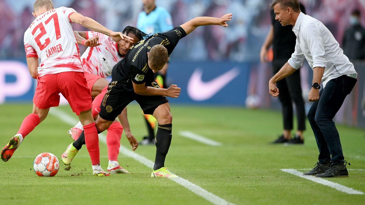 Joshua Kimmich (FC Bayern München) - Bildquelle: Getty Images