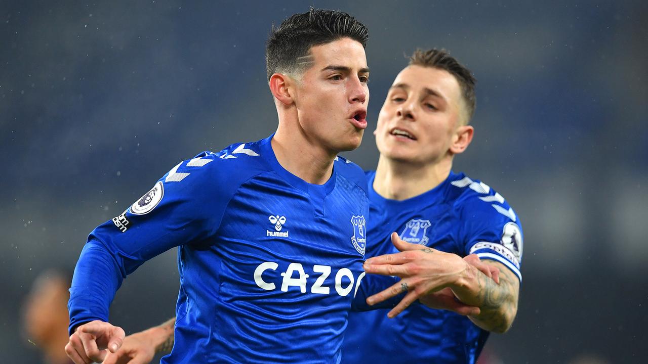 FC Everton (Platz 8 in der Premier League) - Bildquelle: Getty