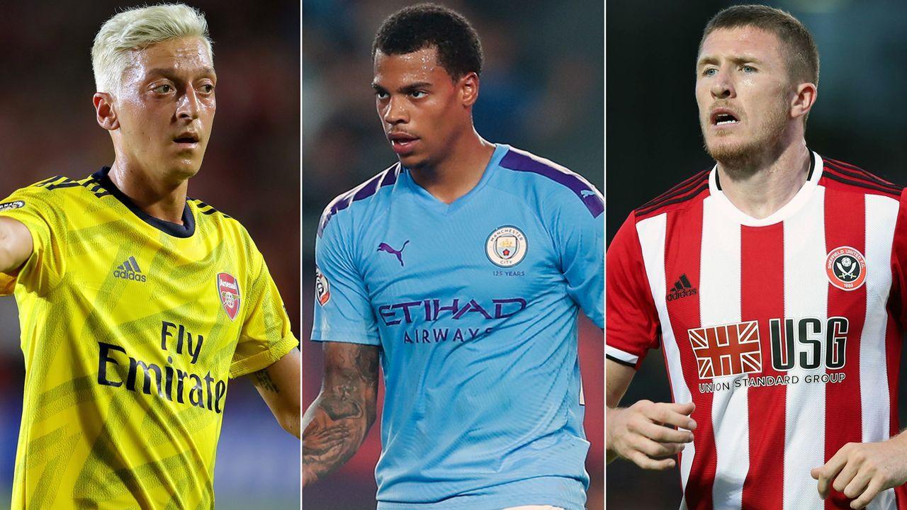 Saison 2019/20: So viel kosten die Trikots der Premier-League-Klubs - Bildquelle: Getty Images/Imago