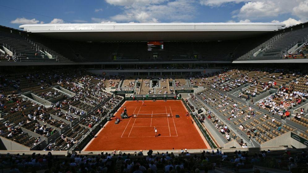 French Open bleiben bis mindestens 2026 bei Eurosport - Bildquelle: AFPSIDANNE-CHRISTINE POUJOULAT