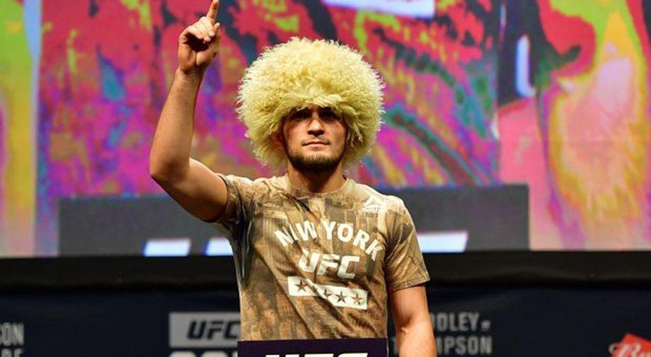 Vor UFC 223: So tickt Khabib Nurmagomedov  - Bildquelle: imago/ZUMA Press