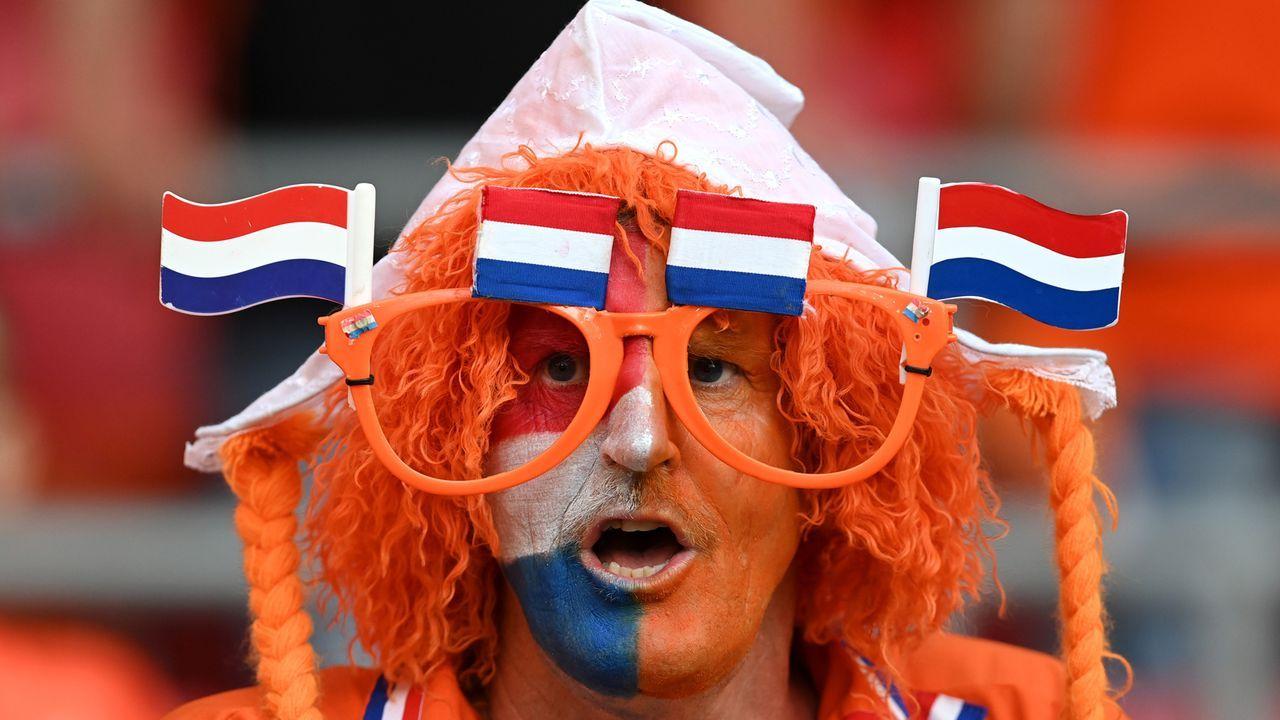 Oranje im EM-Fieber - Bildquelle: 2021 Getty Images