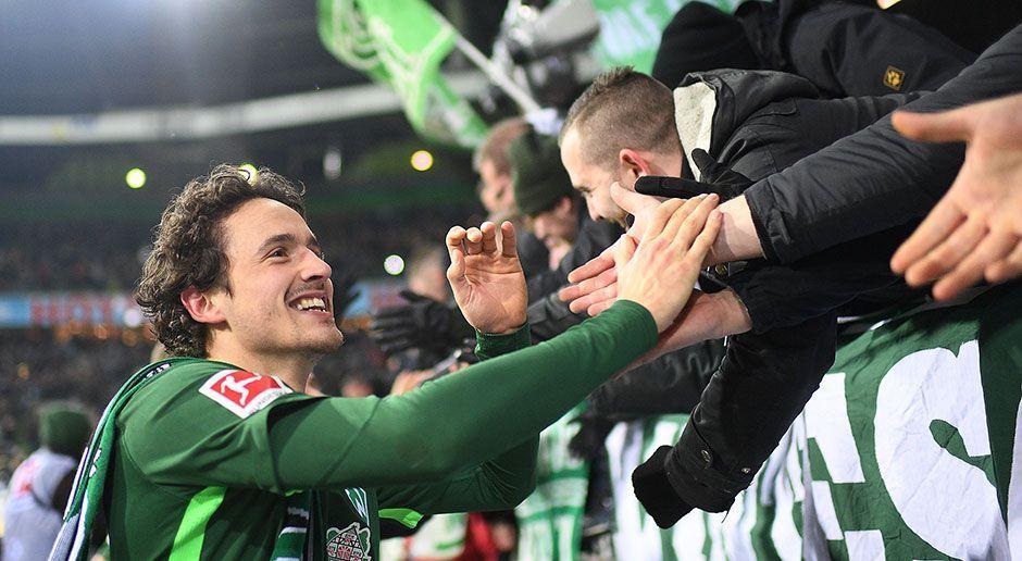 5. Werder Bremen - Bildquelle: 2018 Getty Images