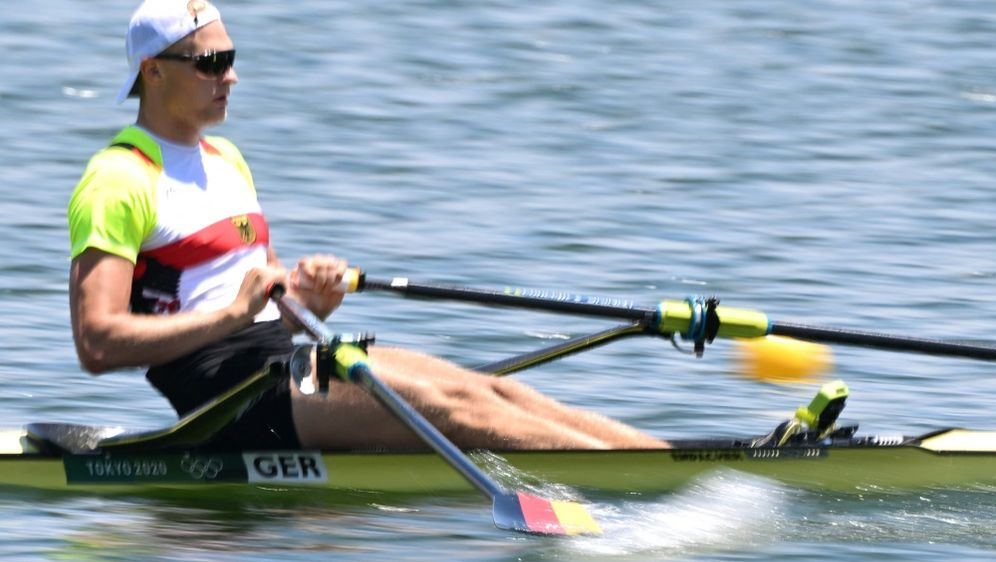 Oliver Zeidler scheitert knapp im Halbfinale - Bildquelle: AFPSIDCHARLY TRIBALLEAU