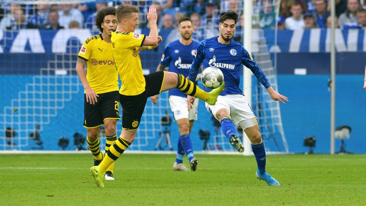 Einzelkritik Schalke vs. Dortmund