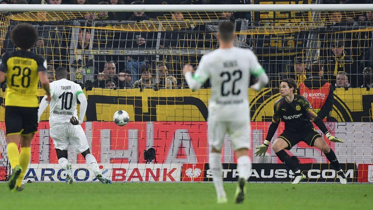 Marvin Hitz (Borussia Dortmund) - Bildquelle: imago