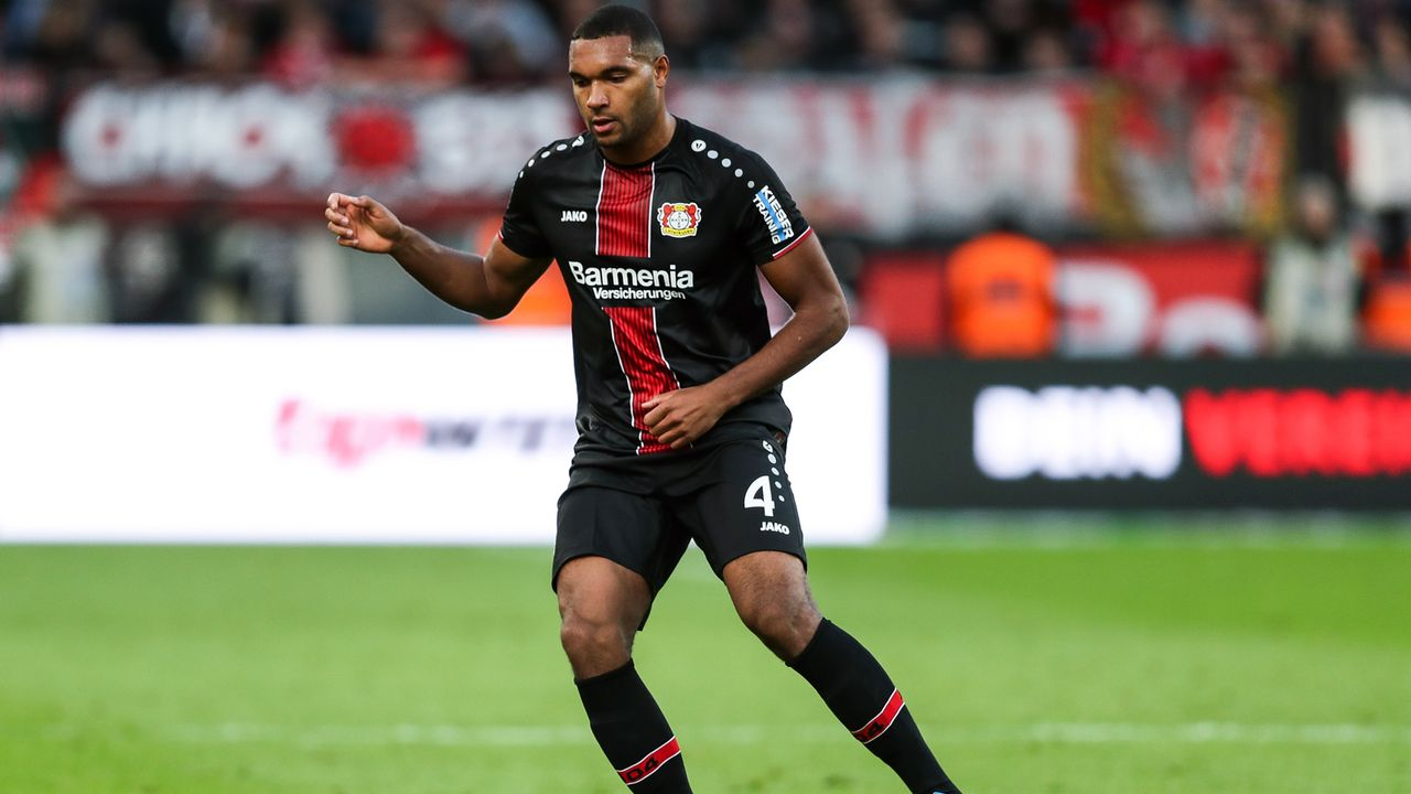 Jonathan Tah (Bayer Leverkusen) - Bildquelle: 2018 Getty Images