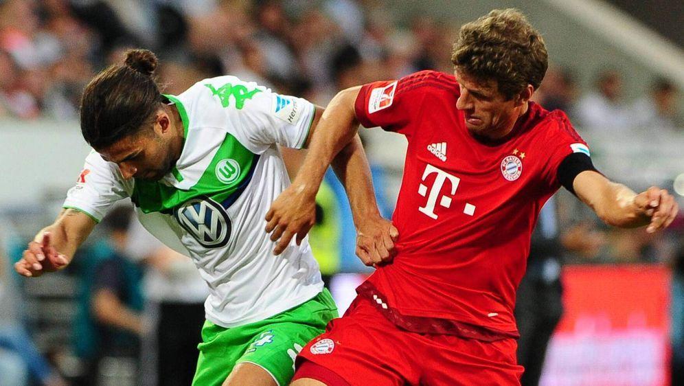 Bayern Wolfsburg Im Tv
