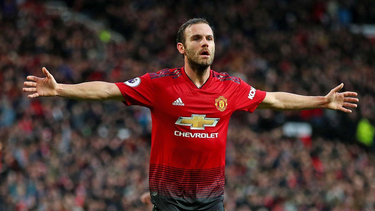 Juan Mata - Bildquelle: 2018 Getty Images