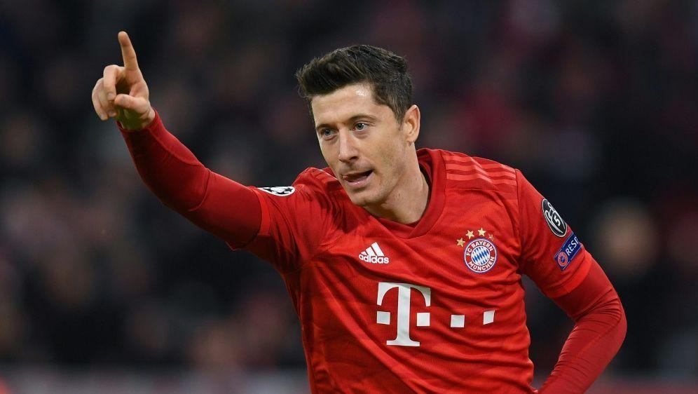 Lewandowski schießt Bayern zum Sieg gegen Piräus - Bildquelle: AFPAFPChristof STACHE