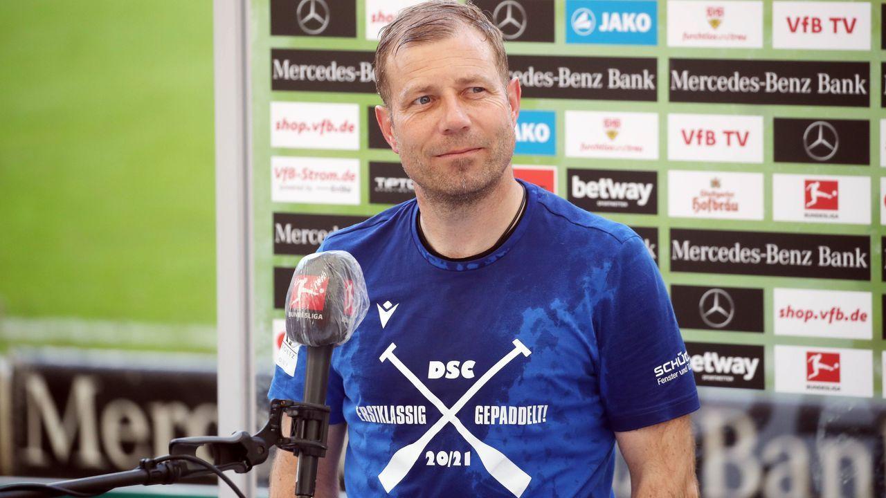 Platz 6 (geteilt): Arminia Bielefeld - Bildquelle: imago images/Sportfoto Rudel