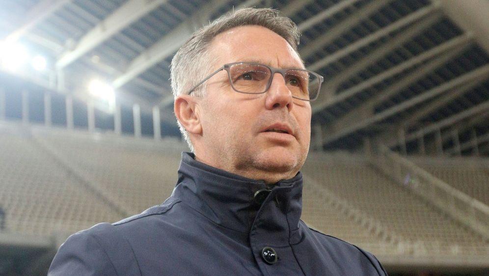 Neuer Trainer in Nürnberg: Damir Canadi - Bildquelle: FIROFIROSID