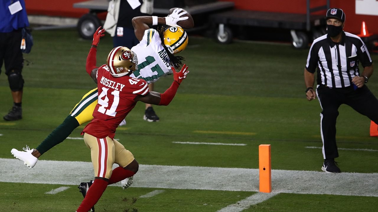 Week 9: Davante Adams mit historischen Saisonstart - Bildquelle: Getty Images