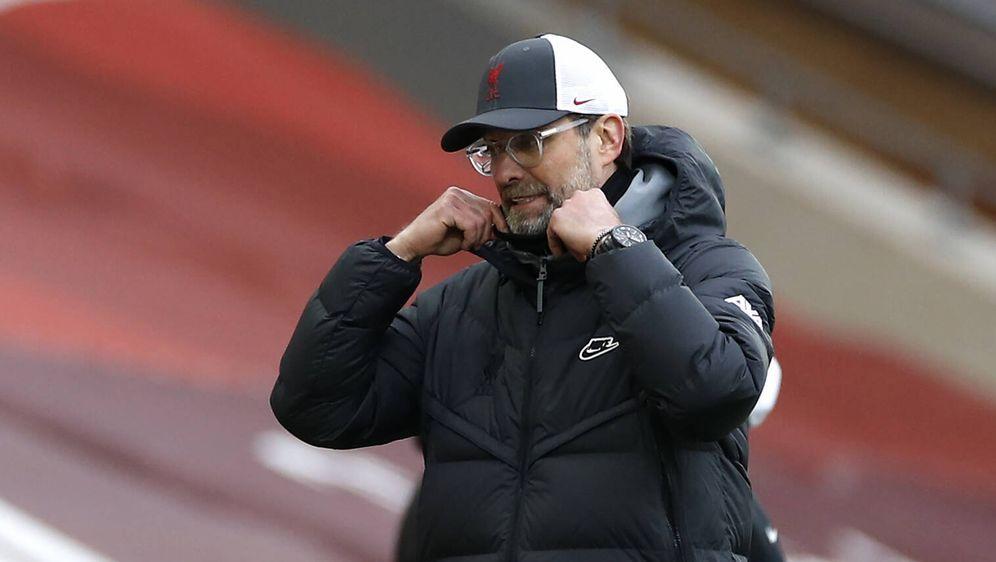 Jürgen Klopp kassiert mit dem FC Liverpool die sechste Heimniederlage in Ser... - Bildquelle: imago images/PA Images