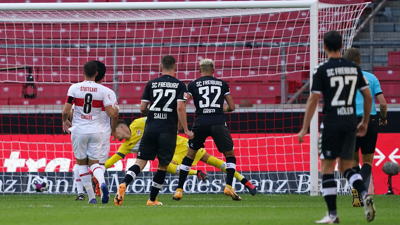 Prestige-Duell: VfB Stuttgart - SC Freiburg (Mittwoch 23.12. 20.45 Uhr) - Bildquelle: 2020 Getty Images
