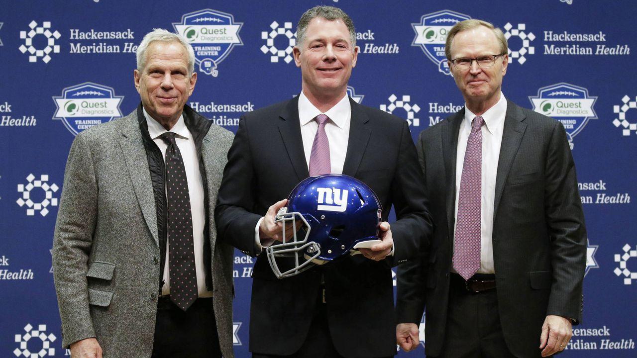 New York Giants - John Mara, Steve Tisch - Bildquelle: imago/UPI Photo