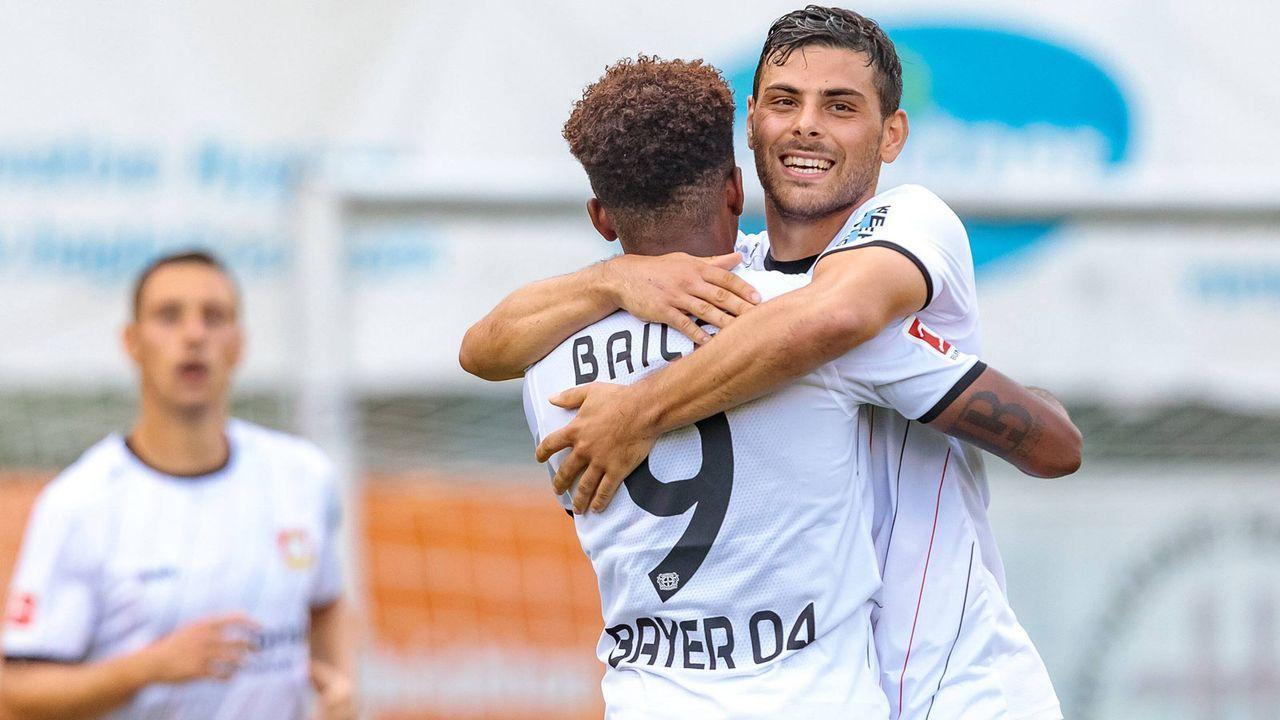 Platz 2: Bayer 04 Leverkusen - Bildquelle: imago/Eibner Europa