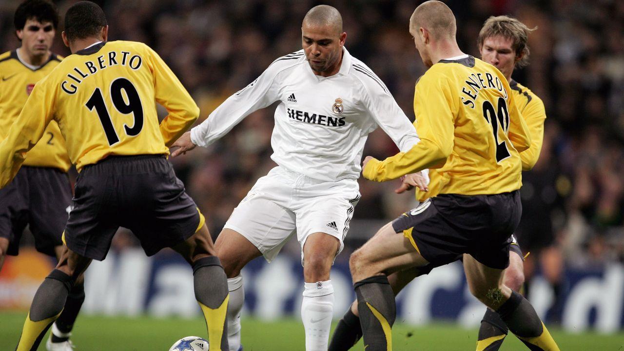 Platz 10 - Ronaldo - Bildquelle: 2006 Getty Images