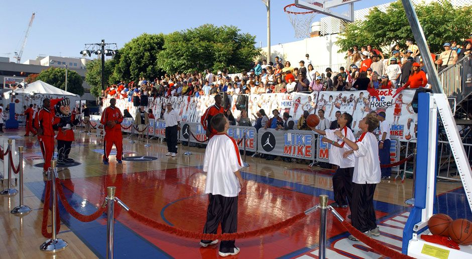 Like Mike (2002) - Bildquelle: 2002 Getty Images