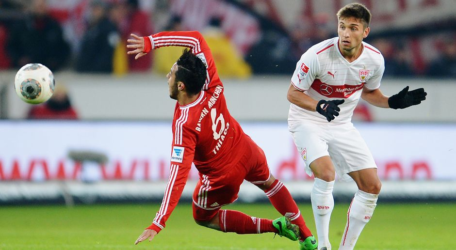 17. Bundesliga-Spieltag (Saison 2013/2014) - Bildquelle: 2014 Getty Images