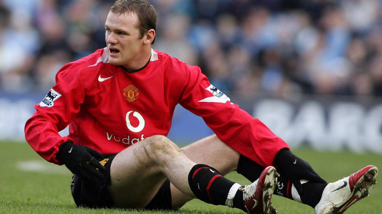 Platz 5: Wayne Rooney (18 Jahre/37 Millionen Euro) - Bildquelle: Imago Images