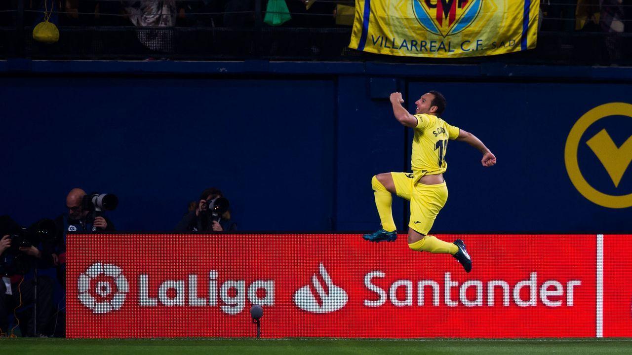 Traum-Comeback bei Villarreal - Bildquelle: 2019 Getty Images