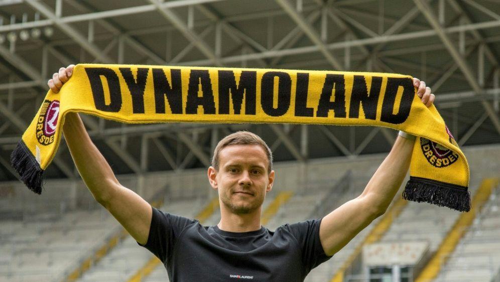 Dynamo Dresden verpflichtet Chris Löwe - Bildquelle: SGDSGDSID