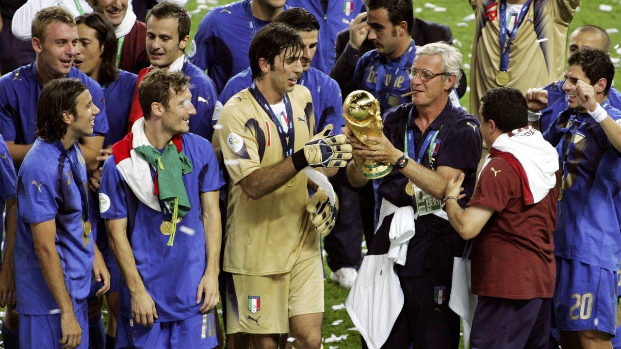 Italien wird Weltmeister - Bildquelle: Imago