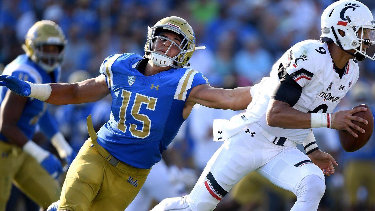 28. Pick: New Orleans Saints - Jaelan Phillips, DL - Bildquelle: 2018 Getty Images