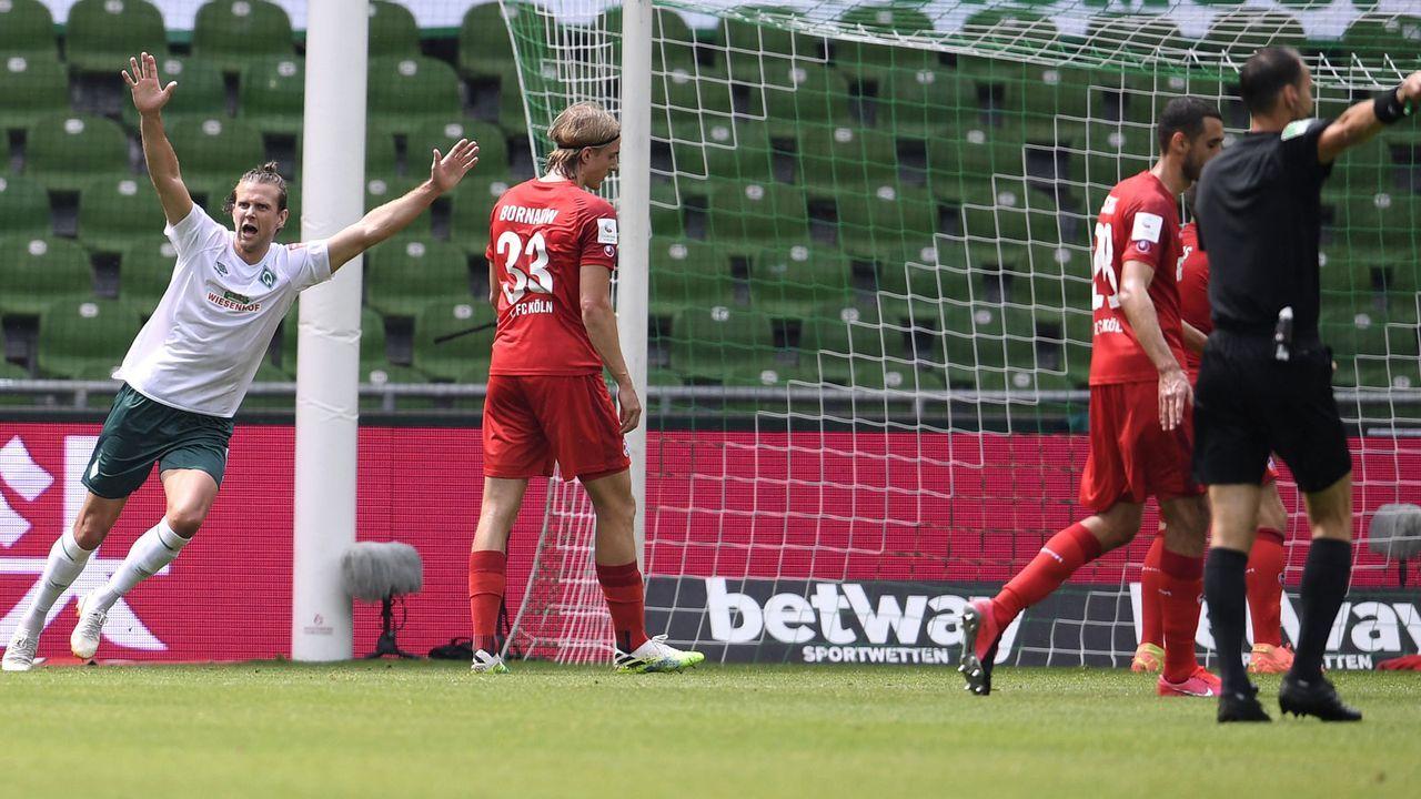 Pro Werder Bremen: Formkurve nach Zwangspause - Bildquelle: Getty Images