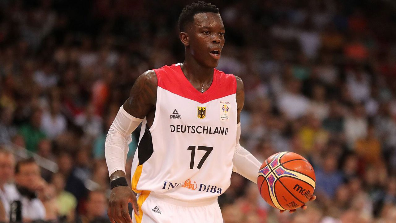 Platz 1: Dennis Schröder (Oklahoma City Thunder/Basketball) - Bildquelle: 2015 Getty Images