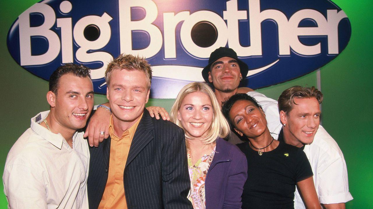 """John Milz gewinnt die erste Staffel """"Big Brother"""" - Bildquelle: imago images/Horst Galuschka"""