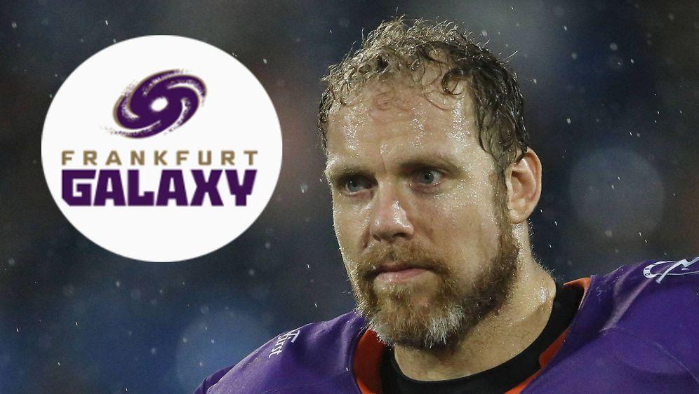 Martin Latka war in der NFL Europe eine Ikone der Frankfurt Galaxy und gehör... - Bildquelle: imago/Eibner