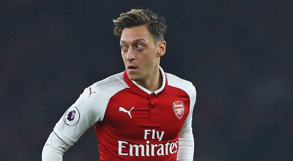 Mesut Özil (FC Arsenal) - Bildquelle: 2017 Getty Images