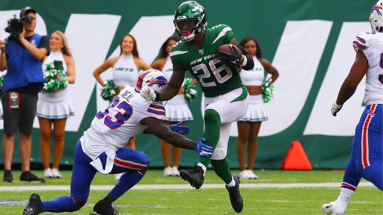 Le'Veon Bell (New York Jets) - Bildquelle: imago