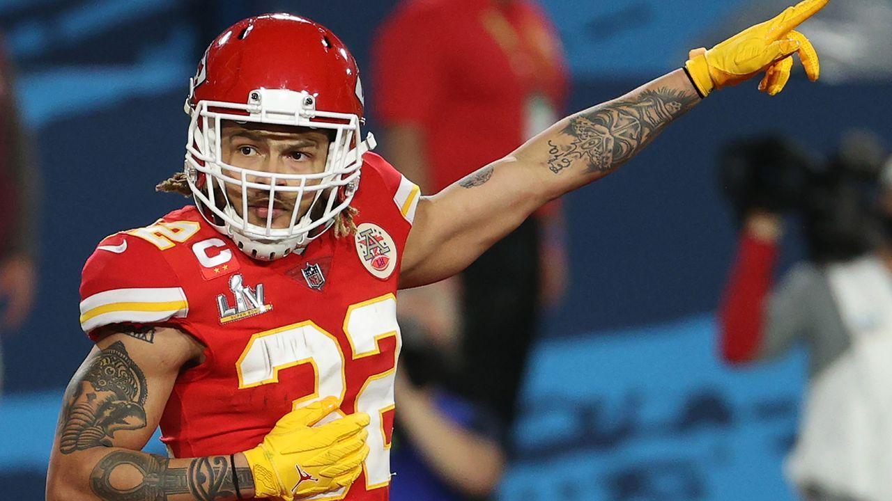 Tyrann Mathieu (Kansas City Chiefs) - Bildquelle: 2021 Getty Images
