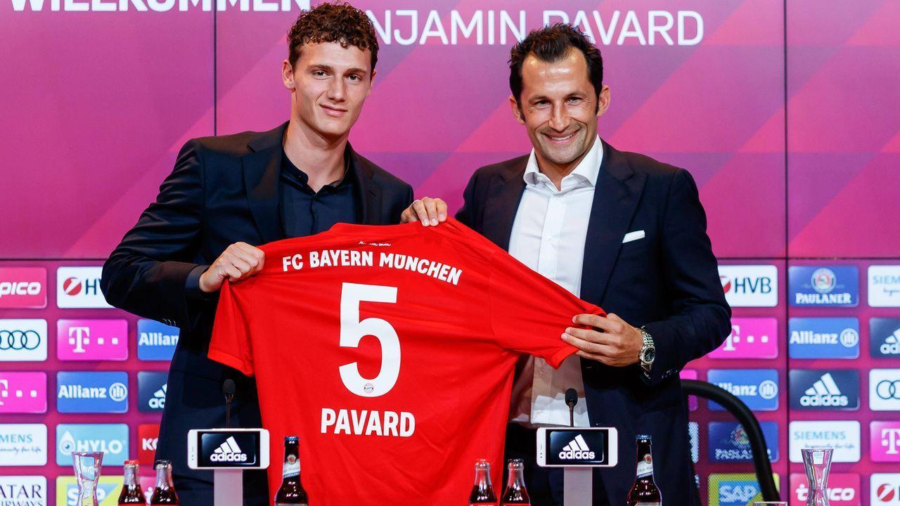 Transfer von Benjamin Pavard - Bildquelle: imago images / eu-images