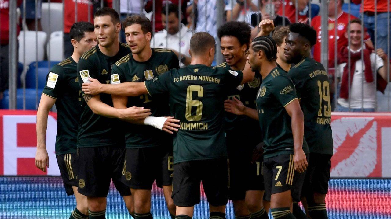 Tor-Gala gegen Bochum! Die Bayern-Stars in der Einzelkritik - Bildquelle: Imago