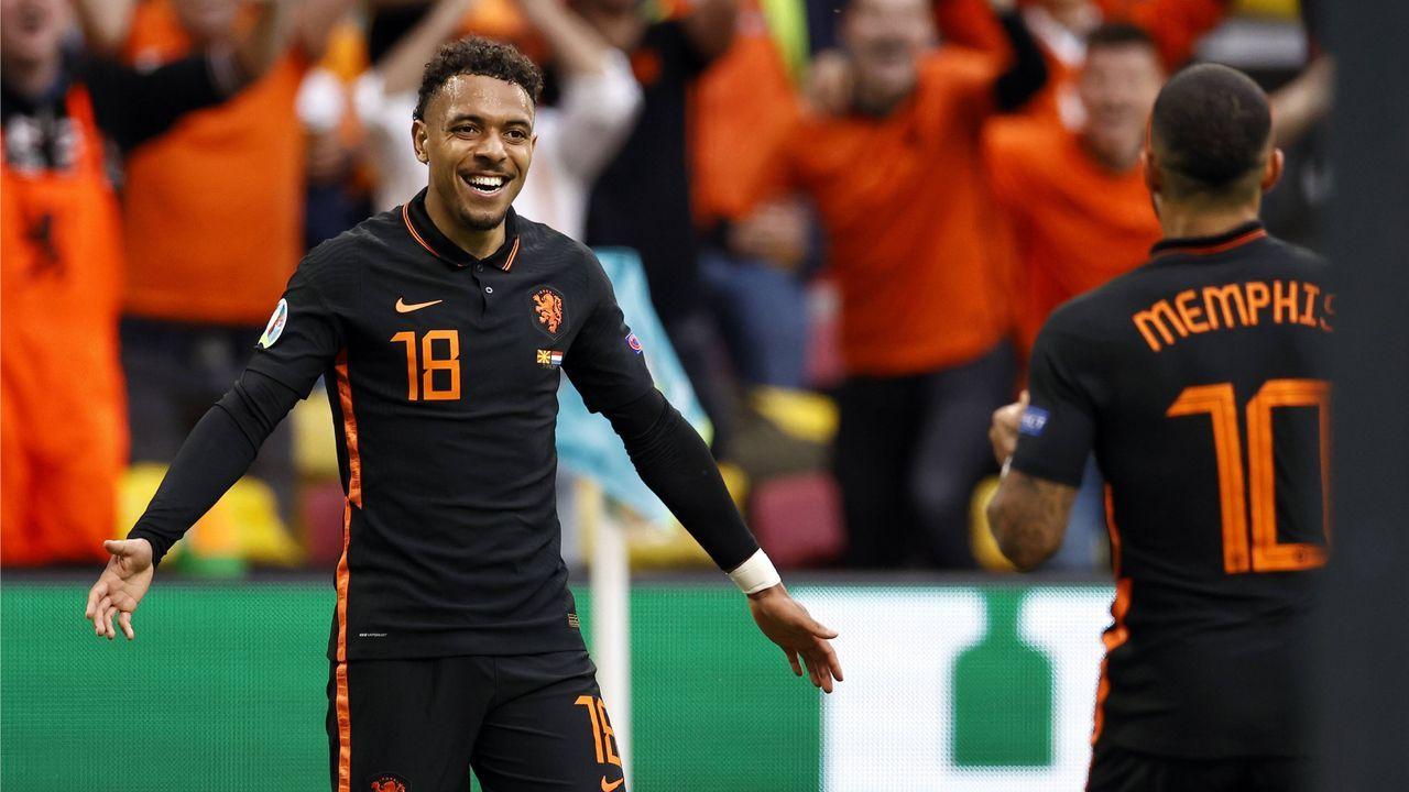 Donyell Malen (Niederlande/PSV Eindhoven) - Bildquelle: Imago