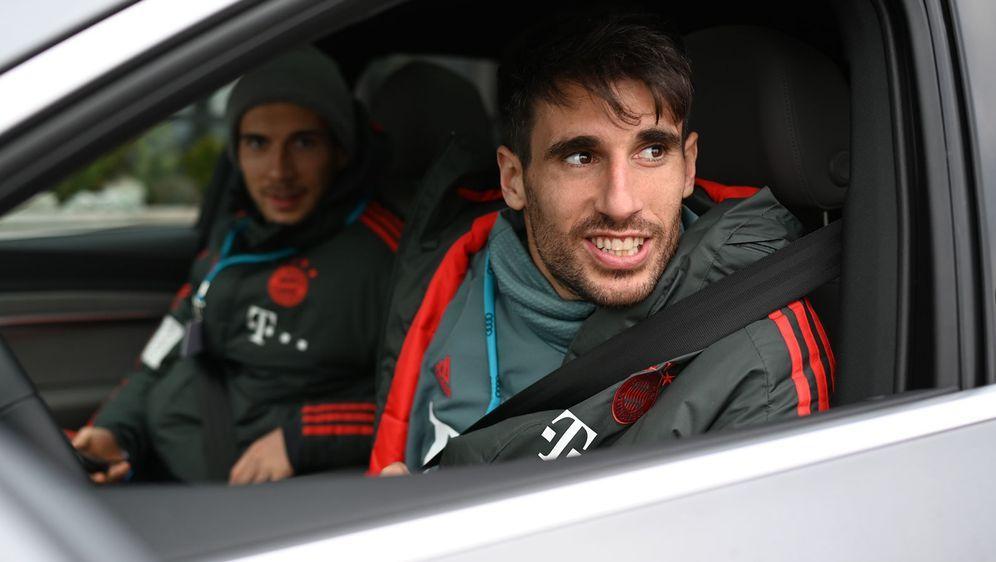 Javi Martinez wird den FC Bayern im Sommer verlassen - Bildquelle: Getty Images