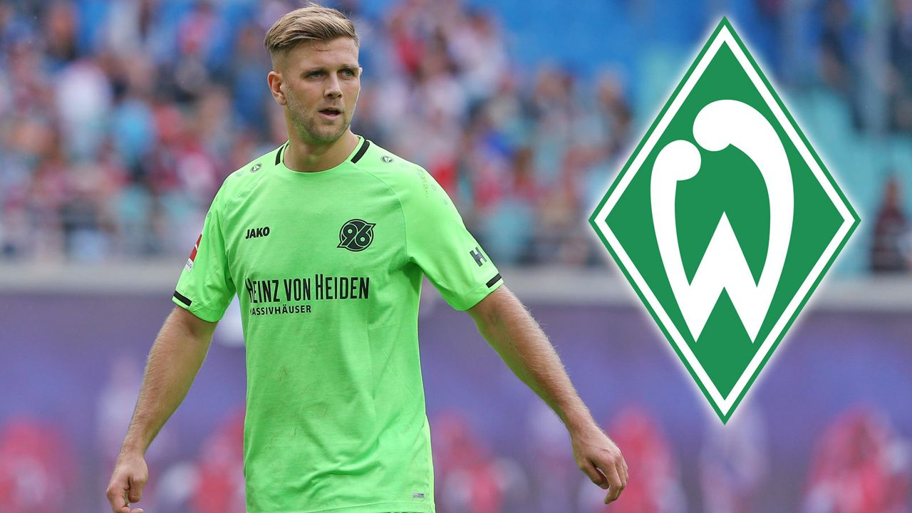Niclas Füllkrug (Werder Bremen) - Bildquelle: Getty