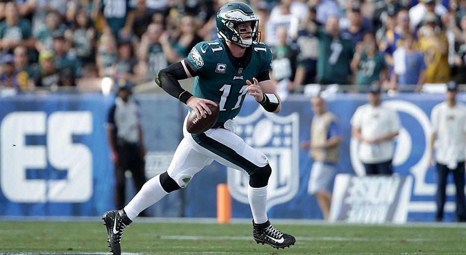 Platz 1: Philadelphia Eagles - Bildquelle: 2017 Getty Images