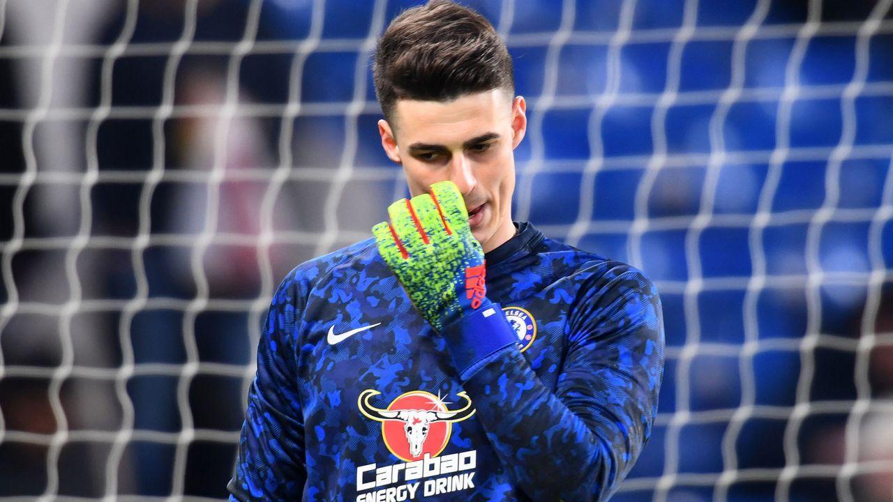 Kepa Arrizabalaga (FC Chelsea) - Bildquelle: Getty Images