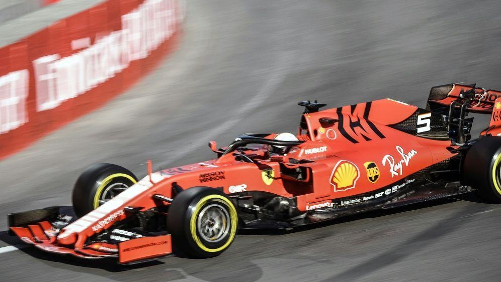 Hofft in Spanien auf den Wendepunkt: Sebastian Vettel - Bildquelle: AFPSIDALEXANDER NEMENOV