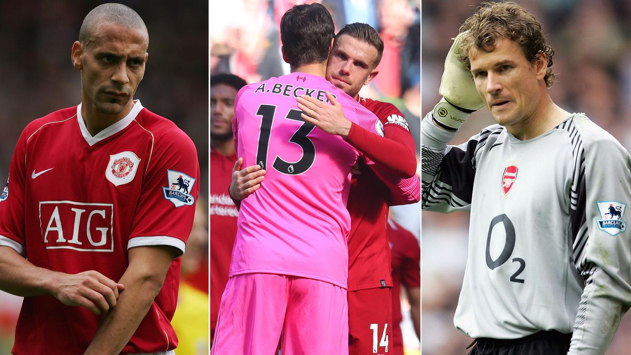 Die stärksten Vizemeister der Premier League - Bildquelle: Getty Images