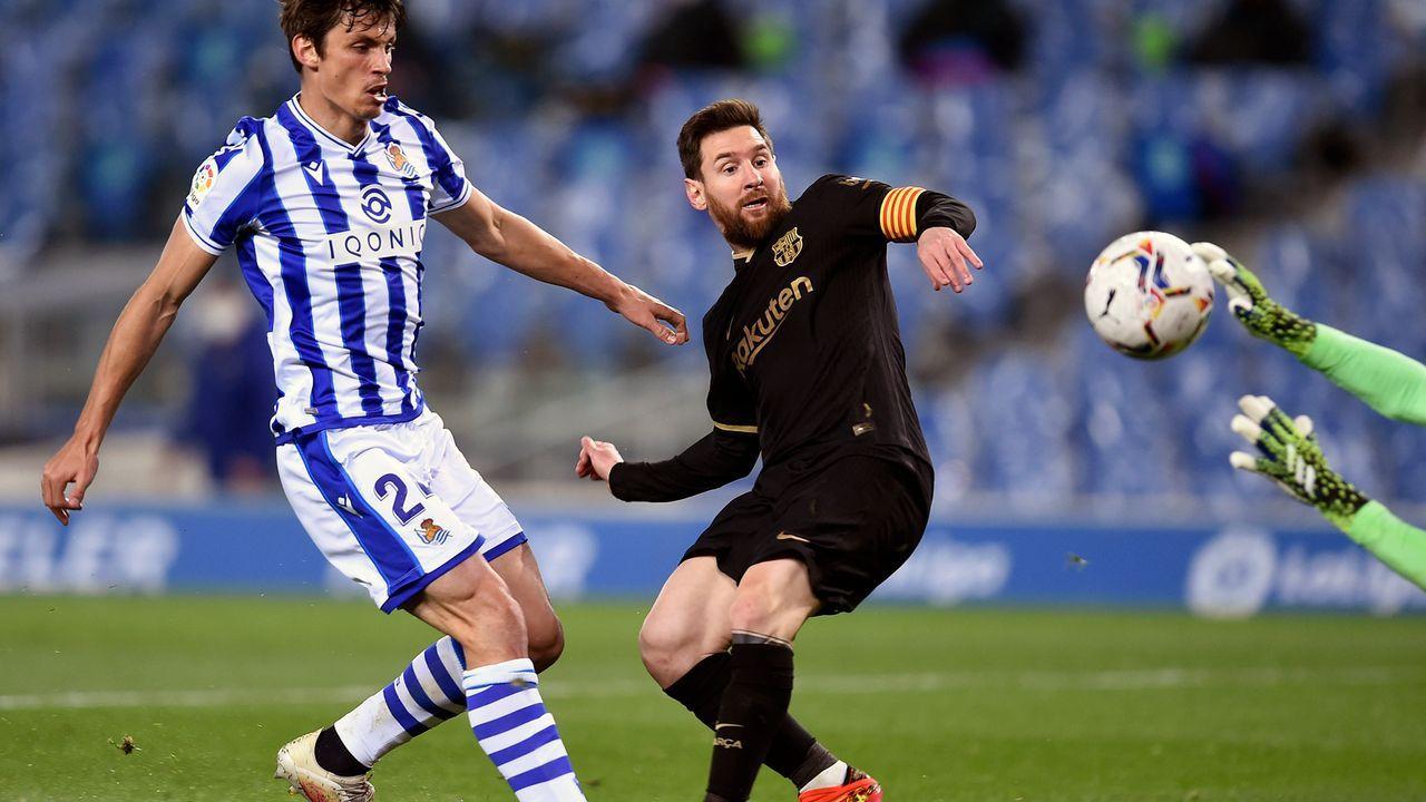 Platz 1 - Lionel Messi - Bildquelle: 2021 Getty Images